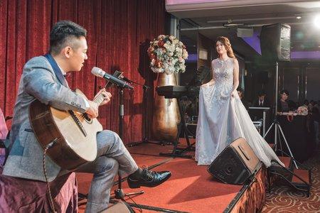 【婚禮記錄】 嘉榮 & 沐恩  北市 / 中崙華漾