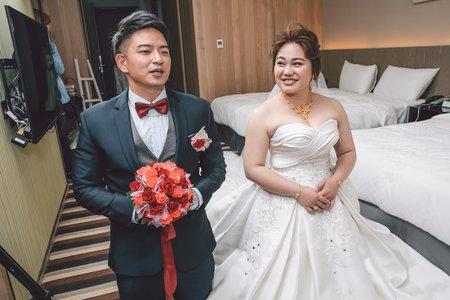 【婚禮記錄】俊麟 & 明格   苗栗 /尚順君樂飯店