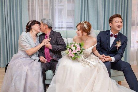 【 婚禮紀錄 】蔡秉霖 & 林姿妏   桃園 / 尊爵飯店