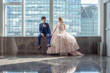 【婚禮紀錄】王翊航 & 郭曉芸  台北 / 南港雅悅會館