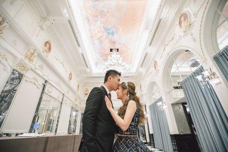 【婚禮紀錄】鴻羿&妍安   新北 / 新莊典華