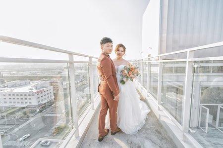 【婚禮紀錄】秉承&麗霞   台中 / 萊特薇庭