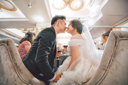 【婚禮紀錄】允恆&曉諭  桃園中壢 / 阿沐茂園婚宴會館