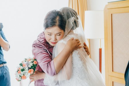 【婚禮紀錄】冠德&惠君 新北 / 瓏山林中和飯店