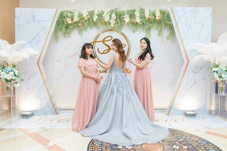 【婚禮紀錄】慶龍&伊柔