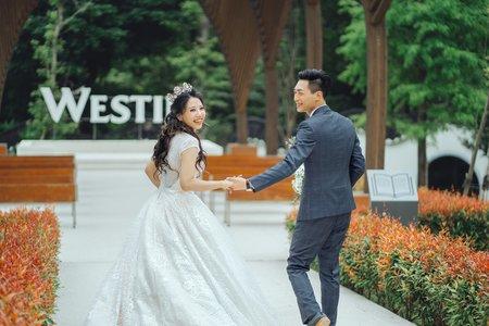 【婚禮紀錄】庭維&千惠  大溪 / 威斯汀酒店度假村