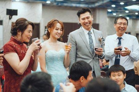 【婚禮紀錄】柏懷&雅芸    雲林 / 天送婚宴會館