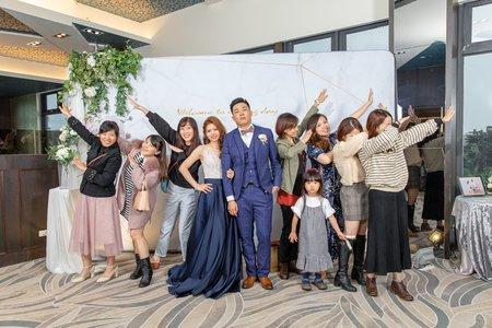 【婚禮紀錄】治宇&佳玉    桃園 / 晶麒婚宴會館