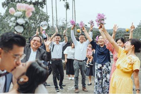 【婚禮紀錄】立言&依辰  文訂日 / 自宅