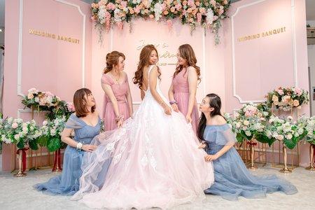 【婚禮紀錄】皇宇 & 若綺