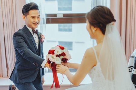 【婚禮紀錄】軒宇&如薇   三峽 / 結婚迎娶
