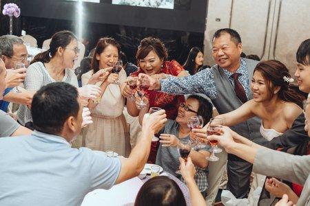【婚禮紀錄】宗毅&依洳  三重 / 珍豪大飯店