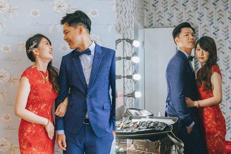 【婚禮紀錄】文宏&惠玲  中壢 / 海豐餐廳