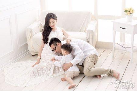 幸福甜蜜家庭