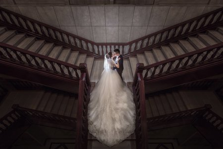 David + Christine – 華漾大飯店