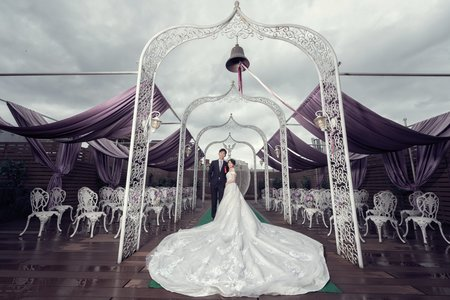 Eric + Rose  - 板橋晶宴-婚禮紀錄