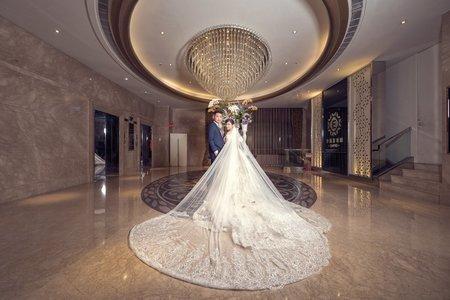 Tsung Fu + Bonnie – 台中潮港城婚禮紀錄