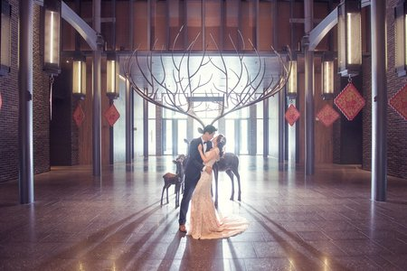 Ming & Ting – 台鋁晶綺盛宴婚禮記錄