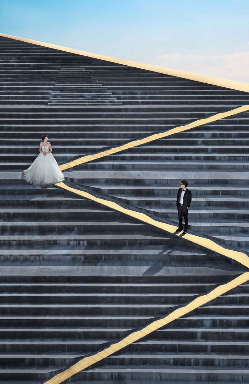 平面婚禮紀錄作品