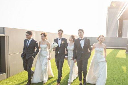 Ming & Ting – 格萊天漾婚禮紀錄