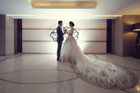 Ryan & Tasha – 香樹花園酒店婚禮紀錄