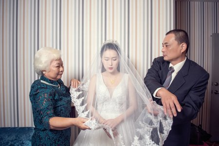 Kai & Chiao Ling – 華麗風采宴會館婚禮記錄