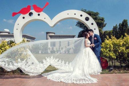 泳圻&玉筠 – 台中清新溫泉飯店婚禮紀錄