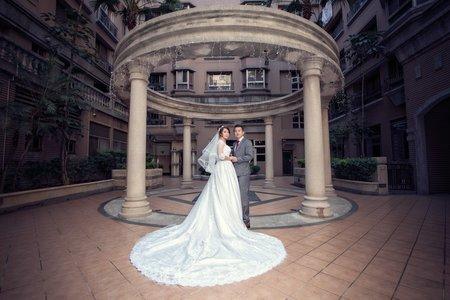 杰儒&念蓁-新板希爾頓酒店婚禮紀錄