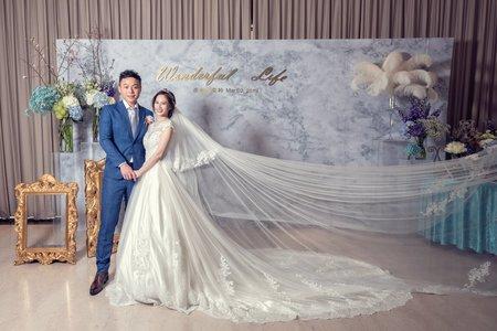 彥邦 & 奕吟 – 台中潮港城婚禮紀錄