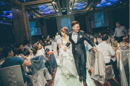 騰 & 文 結婚儀式+晚宴