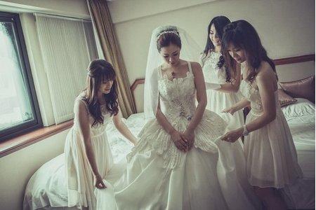 宏 & 萱 結婚儀式+宴客