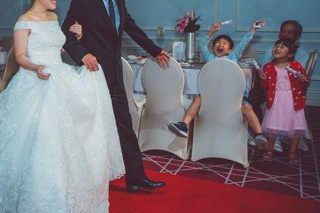 偉 & 婷 結婚儀式+宴客