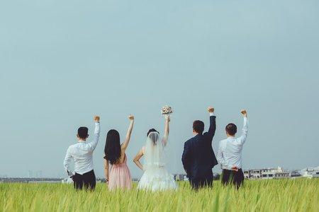 軍 & 芬 結婚儀式+宴客