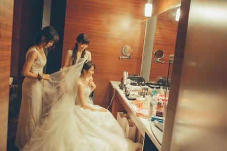 誠 & 珊 結婚儀式+宴客