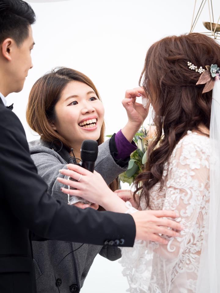 婚禮顧問-婚禮閨蜜方案作品