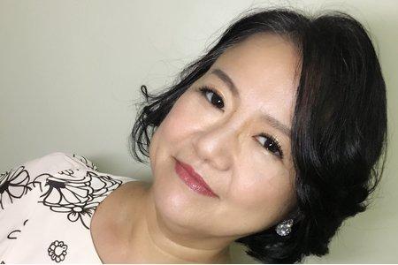 媽媽妝髮❤️