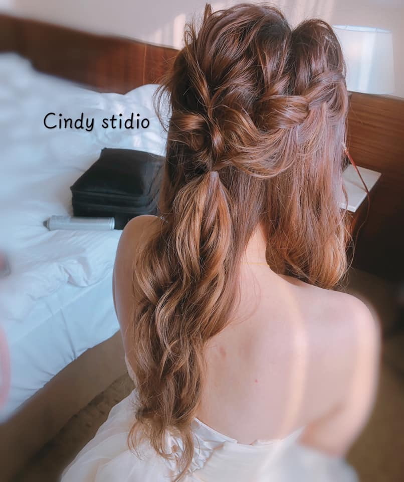 677D2813-DBEB-44D0-B31E-818485D86E1B - 一隻俞 Cindy make up《結婚吧》
