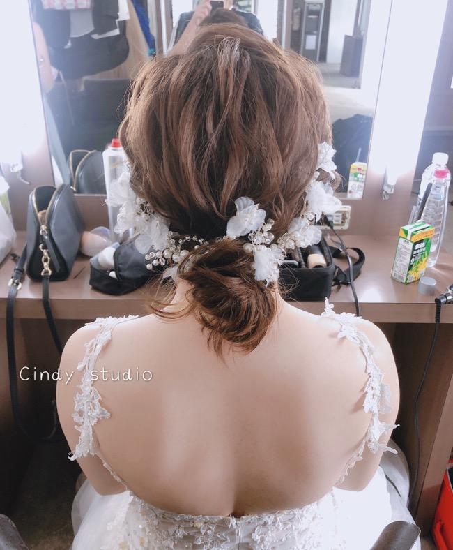 9F0C343A-CEAC-468D-A170-527DC7E4C370 - 一隻俞 Cindy make up《結婚吧》