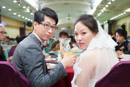 昇勳&靖瑜訂、結婚禮紀錄