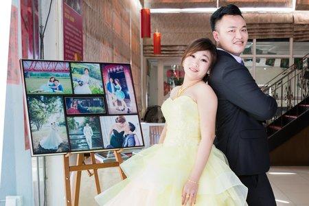 憲勝&貝珊訂婚婚禮紀錄