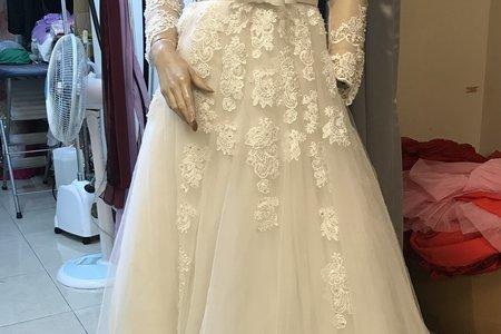 新款婚紗禮服