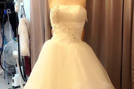 奧莉薇二手婚紗禮服專賣店-6月新品