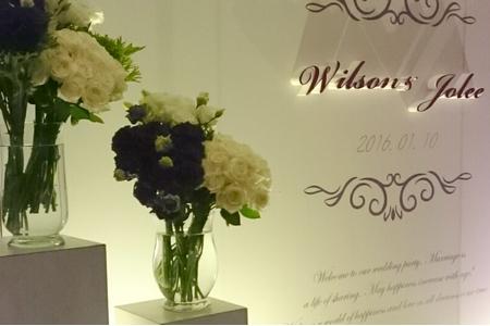 婚禮花藝佈置