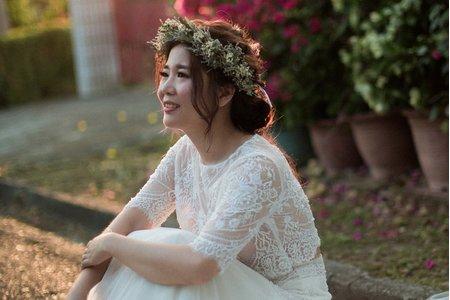 結婚(早妝+午宴新秘)