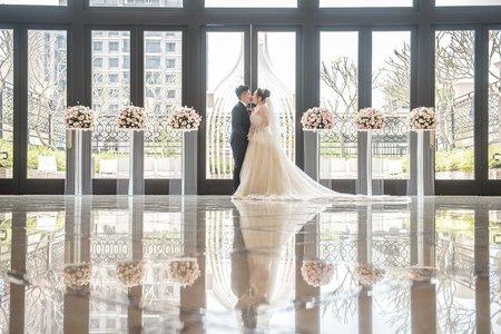 婚攝巴西龜_台中林酒店