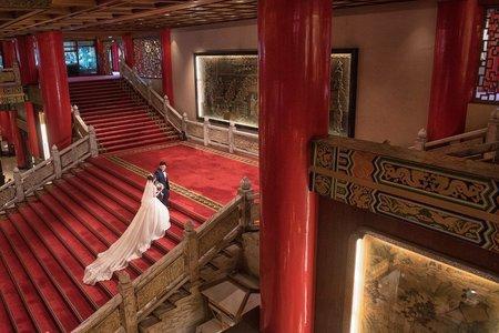 婚攝巴西龜_台北圓山飯店
