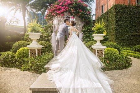 婚攝巴西龜_維多麗亞酒店