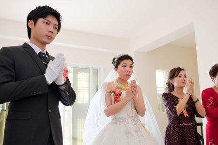 20170206 指耀&欣怡 結婚儀式