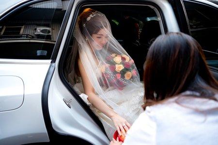 重睿岱伶婚禮儀式