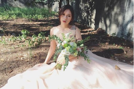 新娘婚紗作品